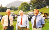 02 Left To Right The Late Bruce Logan And The Late Mr Le Fleming And Mr Richard Le Fleming